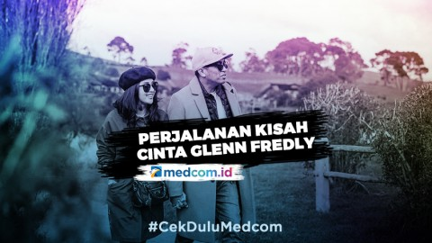 Perjalanan Kisah Cinta Glenn Fredly