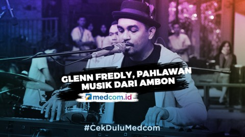 Mengenang Sosok Glenn Fredly, Pahlawan Musik dari Ambon