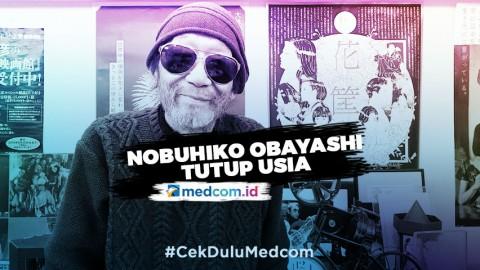 Sutradara Legendaris Jepang Nobuhiko Obayashi Meninggal Dunia