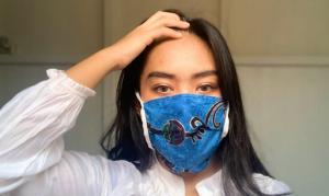 Tutorial Membuat Masker Kain di Rumah