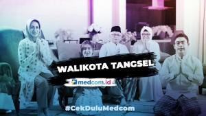 Greeting Ramadan Idul Fitri Ibu Airin Walikota Tangsel Tahun 2020