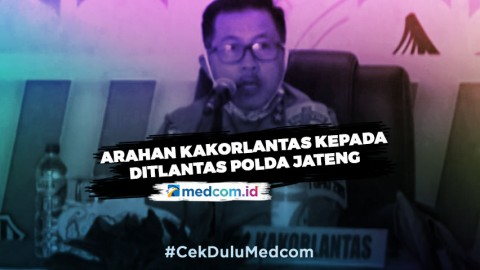 Arahan Kakorlantas kepada Jajaran Ditlantas Polda Jateng di GT Pejagan