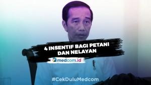 Jokowi Siapkan 4 Insentif Bagi Petani dan Nelayan saat Pandemi COVID-19