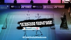 BWF Umumkan Ketentuan Baru Kualifiaksi Olimpiade Tokyo 2020
