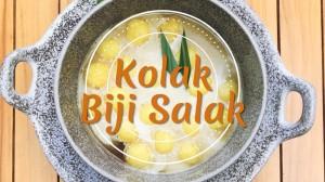 Iftar - Kolak Biji Salak