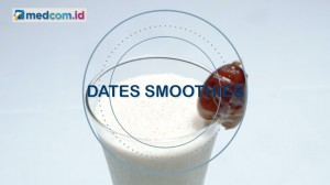 Iftar - Dates Smoothies