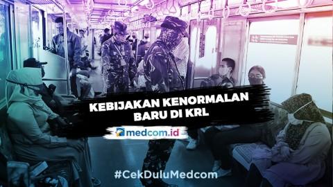Bersiap Kenormalan Baru, KCI akan Terapkan Aturan Baru di KRL