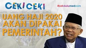 [Ceki-ceki] Ma'ruf Amin Minta Rakyat Ikhlaskan Dana Haji Dipakai Pemerintah? Cek Faktanya