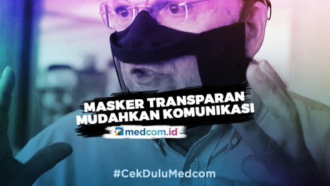 Masker Transparan Bantu Tunarungu Berkomunikasi di Masa Pandemi