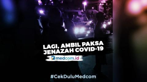 Warga Cegat Ambulans untuk Ambil Paksa Jenazah Pasien COVID-19