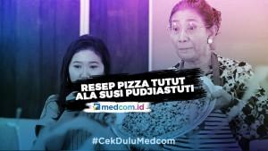 Resep Pizza Tutut ala Susi Pudjiastuti