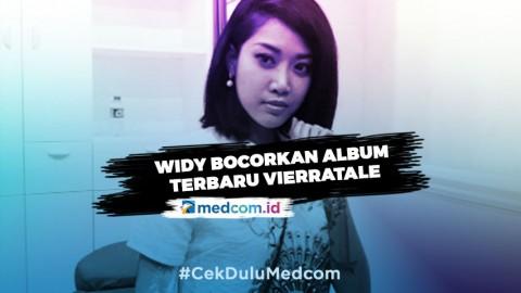 Segera Comeback, Widy Bocorkan Album Baru Vierratale