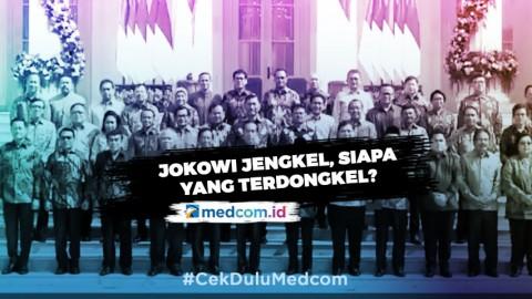 Jokowi Jengkel, Siapa yang Terdongkel? - Highlight Prime Talk Metro TV