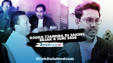 Pengacara Akui Djoko Tjandra di Jaksel Sejak 6 Juni 2020