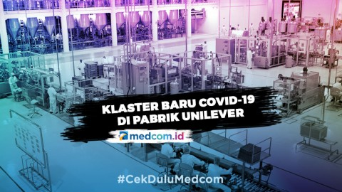 Klaster Baru COVID-19 di Pabrik Unilever, Ridwan Kamil Minta Industri Tes Masif