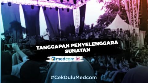 Tanggapan Penyelenggara Sunatan yang Undang Rhoma Irama di Bogor