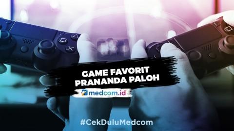 Prananda Paloh Gemar Main Game FIFA