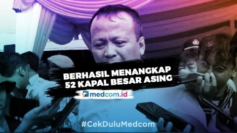 Sering Dibandingkan, Edhy Prabowo: Saya akan Terus Maju
