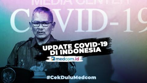Update Kasus COVID-19 5 Juli: 1.607 Kasus Baru, Total Jadi 63.749 Positif