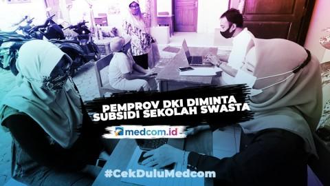 Banyak Siswa Tersingkir dari PPDB, Pemprov DKI Diminta Subsidi Sekolah Swasta