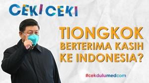 [Ceki-ceki] Xi Jinping Berterima Kasih ke Jokowi karena Kurangi Pengangguran di Tiongkok?