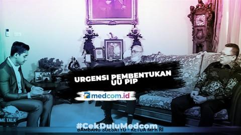 Urgensi Pembentukan UU PIP - Highlight Prime Talk Metro TV