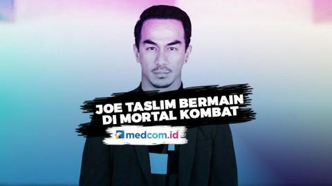 Joe Taslim Jadi Aktor Pertama yang Diumumkan Bermain di Mortal Kombat