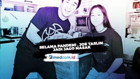 Selama Pandemi COVID-19, Joe Taslim Jadi Jago Masak