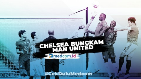 Chelsea Bungkam Man United, Tantang Arsenal di Final Piala FA