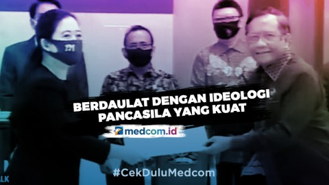 Berdaulat dengan Ideologi Pancasila yang Kuat - Highlight Prime Talk Metro TV