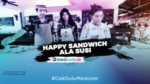 Resep Happy Sandwich ala Susi Pudjiastuti