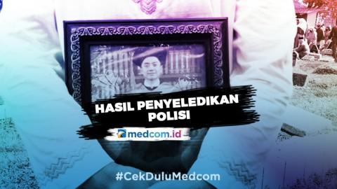 Yodi Prabowo Diduga Kuat Bunuh Diri