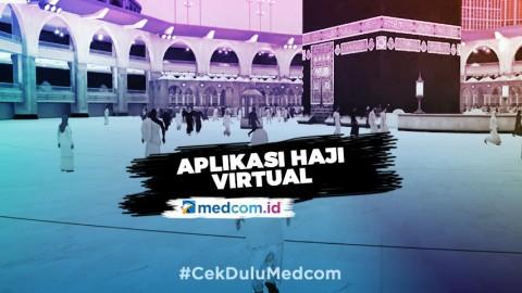 Perusahaan Asal Jerman Luncurkan Aplikasi Haji Virtual