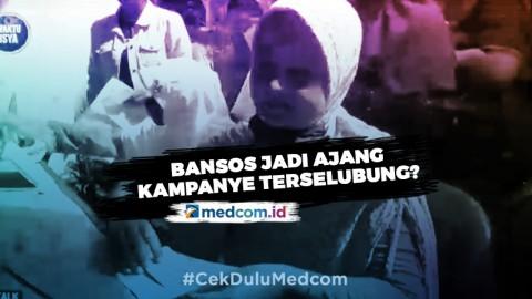 Bansos Jadi Ajang Kampanye Terselubung - Highlight Prime Talk Metro TV