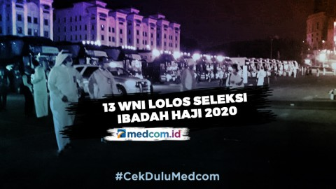 Perjuangan 13 WNI Lolos Seleksi Ibadah Haji 2020
