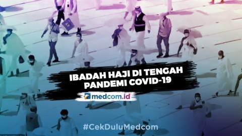 Ibadah Haji di Tengah Pandemi - Highlight Primetime News Metro TV