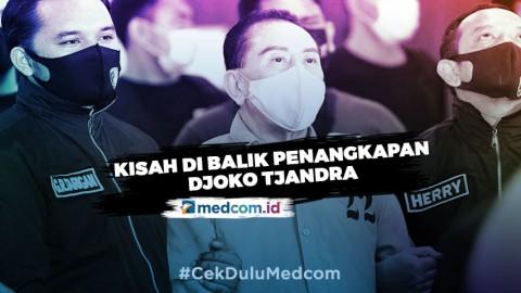 Kisah di Balik 'Operasi Senyap' Penangkapan Djoko Tjandra - Highlight Prime Talk Metro TV
