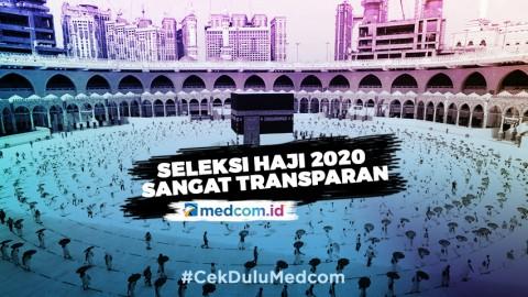 Dubes Agus Sebut Seleksi Haji 2020 Sangat Transparan
