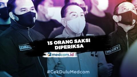 Status Kasus Penghapusan Red Notice Djoko Tjandra Naik ke Penyidikan