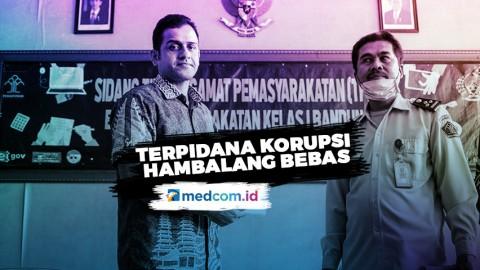 Resmi Bebas Murni, Nazaruddin: Saya Ingin Fokus Mengejar Akhirat
