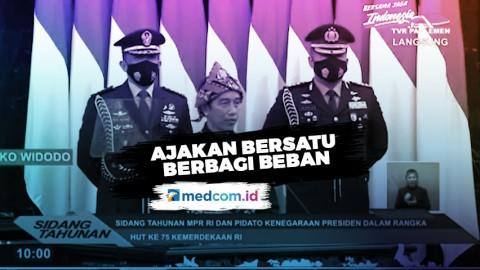 Stafsus Menkeu: Pidato Jokowi sebagai Ajakan Bekerja Keras