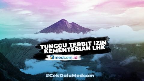 Pendakian Gunung Rinjani akan Dibuka, Sejumlah Syarat Ditetapkan