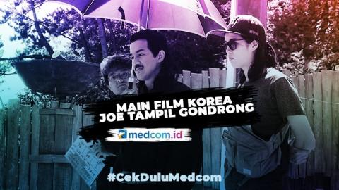 Joe Taslim Bintangi Film Korea Genre Kerajaan
