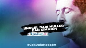 Lewandowski Menangkan Penghargaan Pemain Terbaik Jerman 2020