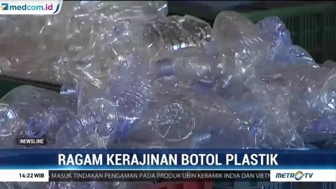 Ragam Kerajinan Botol Plastik