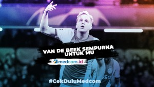 Donny van de Beek Bakal Merapat ke Manchester United, Masih Incar 3 Pemain Lagi