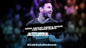 Rekan Setim Lionel Messi Memilih Bungkam Terkait Kepergiannya