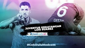Duet Suarez dan Ronaldo akan Segera Terealisasi di Juventus