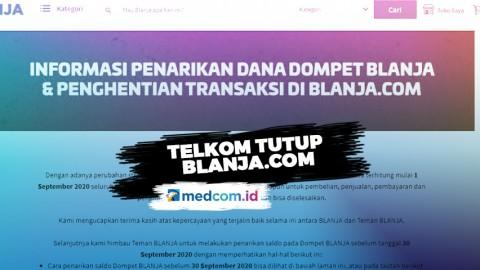 Blanja.com Resmi Ditutup, Begini Cara Penarikan Saldonya