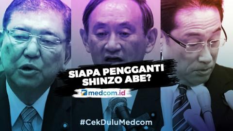 Tiga Kandidat Pengganti Shinzo Abe